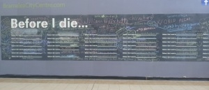 Art Installation at Bramalea City Centre in Brampton